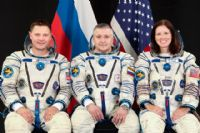 International Space Station Expedition 24 Official Crew Portrait #2